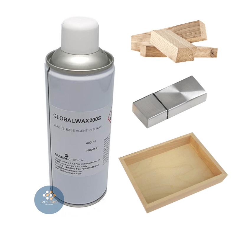 GlobalWax Release Agent (spray)