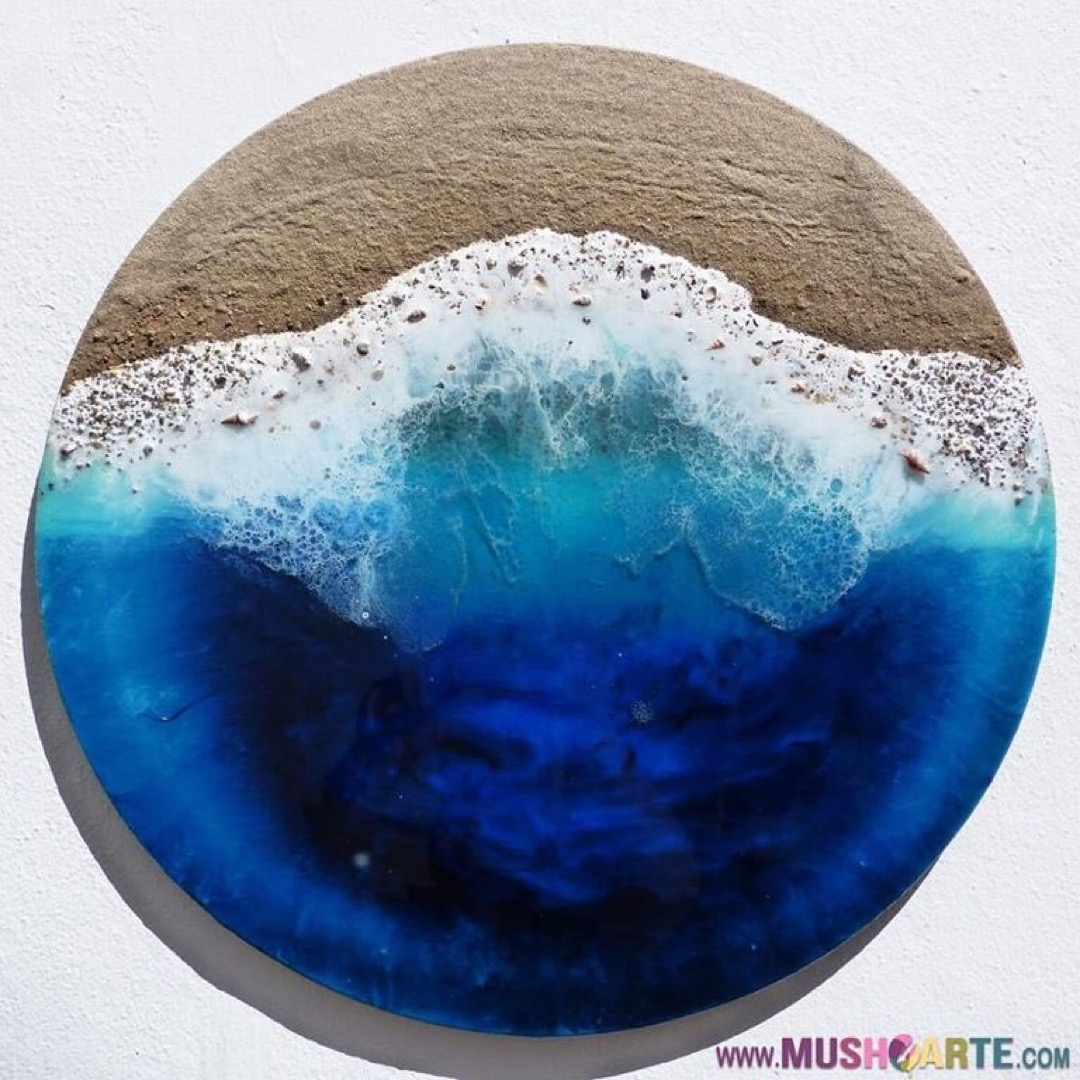 WAVE-PRO 15 gr [0,03 lb] - Sea Wave Effect