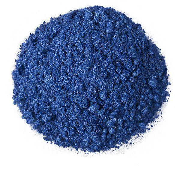 Mica Powder Metallic Blue 500 gr [1,10 lb]