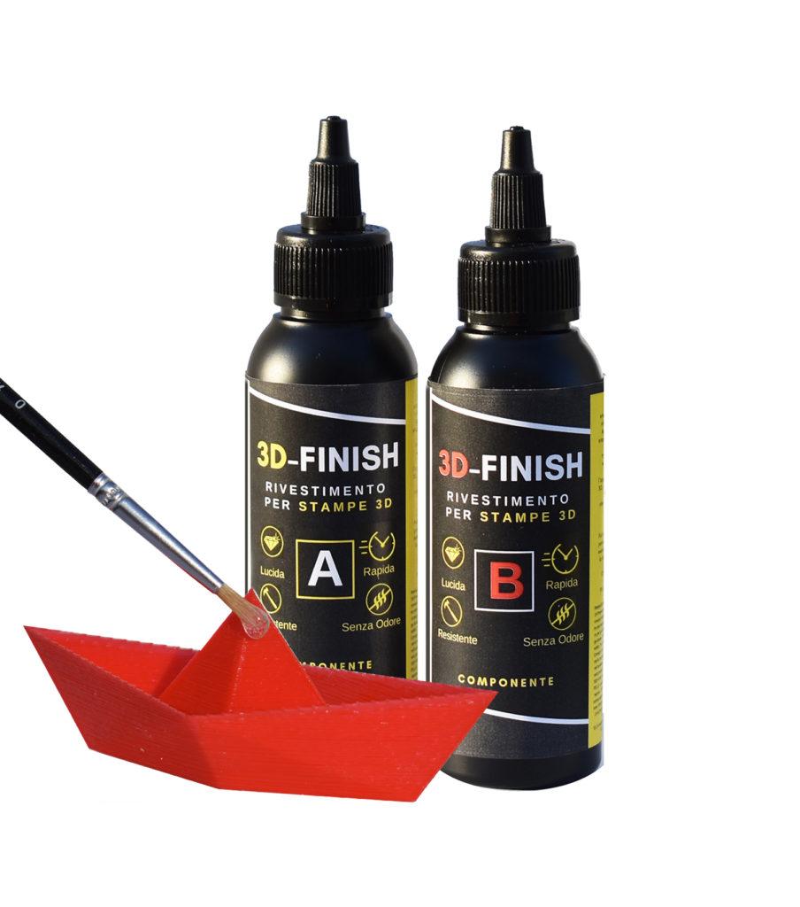 "3D - FINISH ""Fast"" Coating for 3D PRINTS 300 ML [10,55 OZ]"