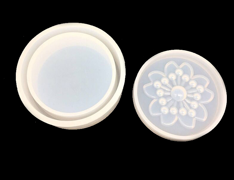Lidded box Silicone mould