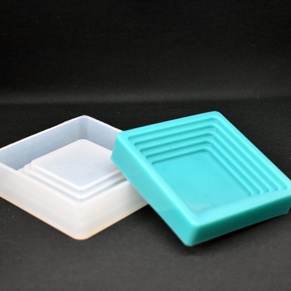 Small Rectangular Jewellery Box / Flower Vase Silicone mould