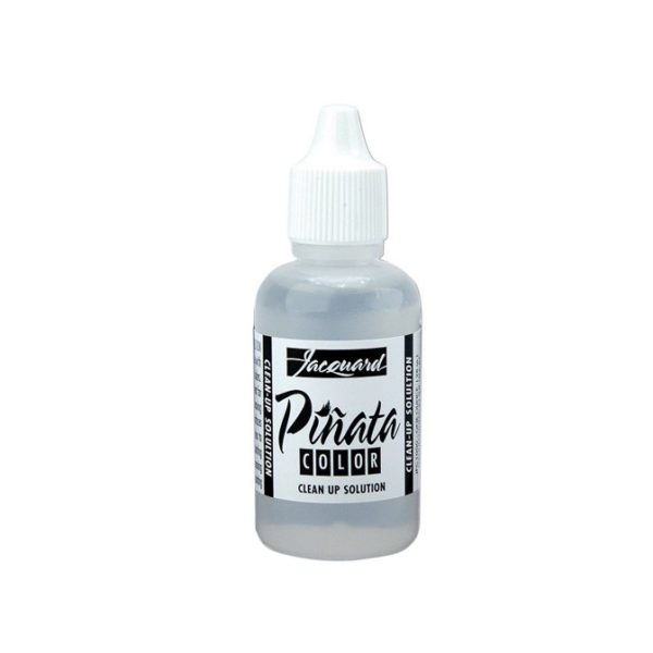 """Jacquard Piñata"" Liquid Solvent - Clean Up Solution Alcohol-based 14 ml [0,49 oz]"