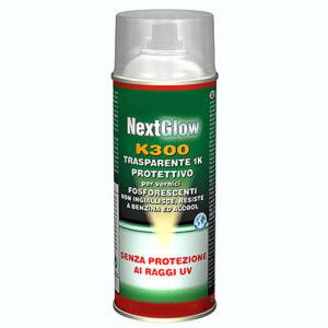 Trasparente Protettivo spray per Resine Fosforescenti e fluorescenti - Monocomponente (Multiuso)