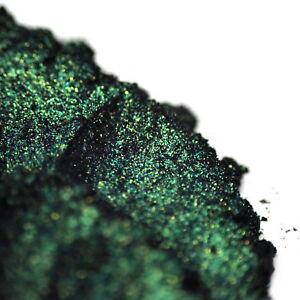 Mica Powder Metallic Green 500 gr [1,10 lb]
