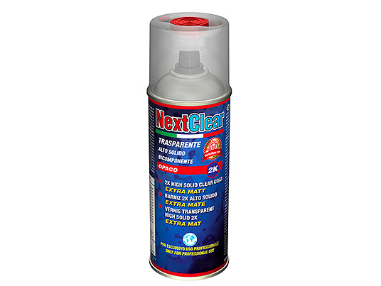 Single-use Matte spray 400 ml [14,07 oz]