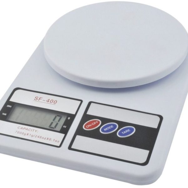 Digital Scale 1 gr – 7 kg [0,002 – 15,43 lb]
