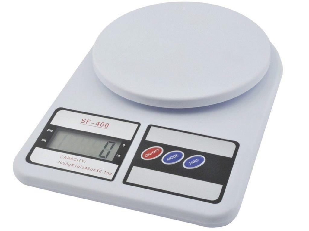 Digital Scale 1 gr – 7 kg [0,002 – 15,43 lb]