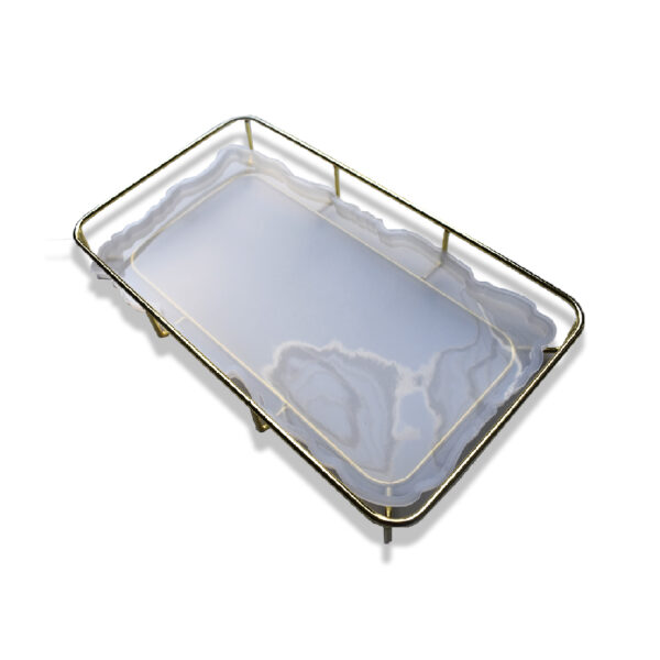 SET + Silicone mould tray + Metal holder