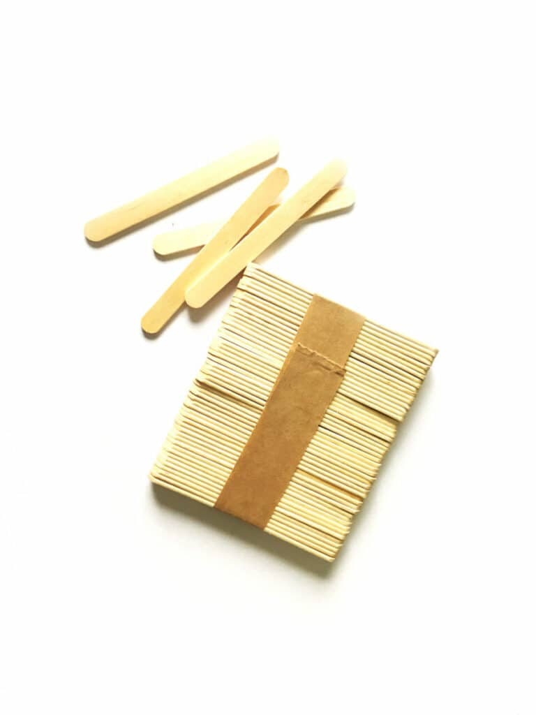 Wooden spatula 50/100pcs